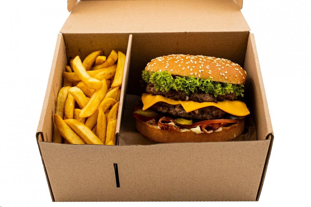 Sharp Burger  cover