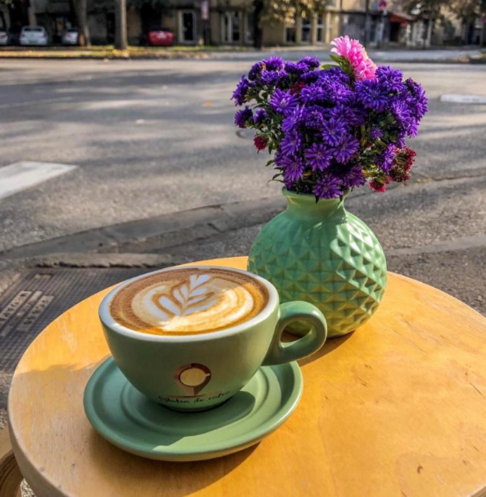 Statia de Cafea
