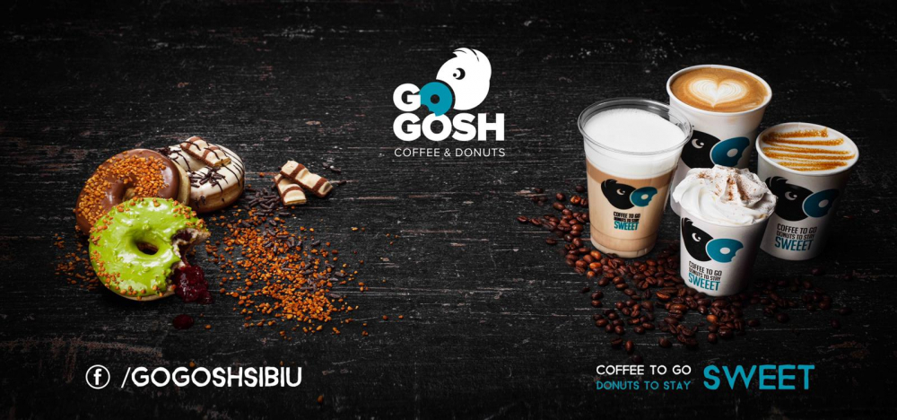 Gogosh Coffee&Donuts cover