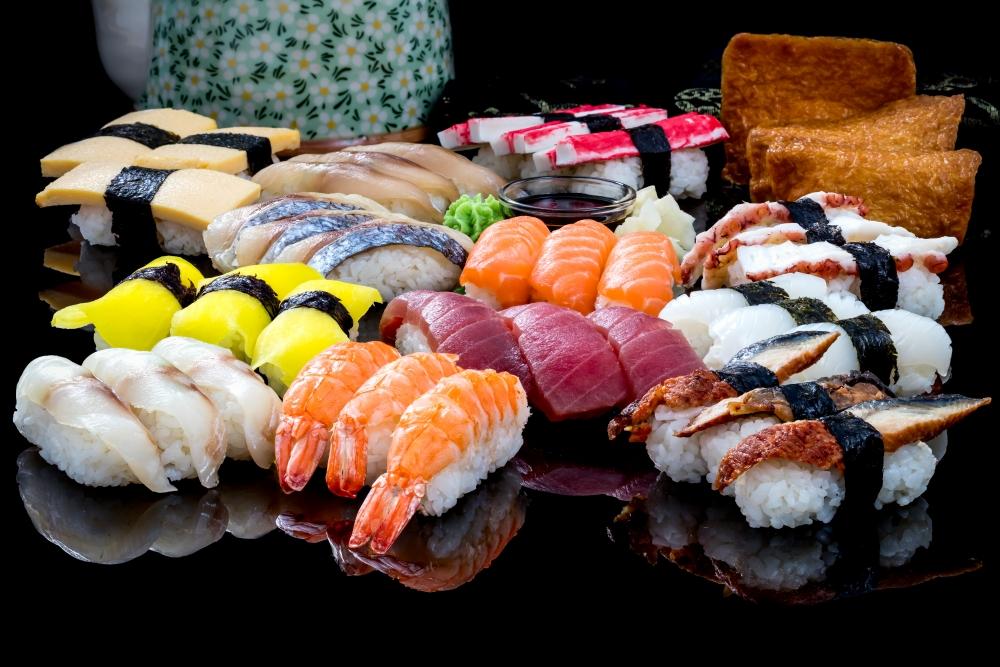 Ronin Sushi cover