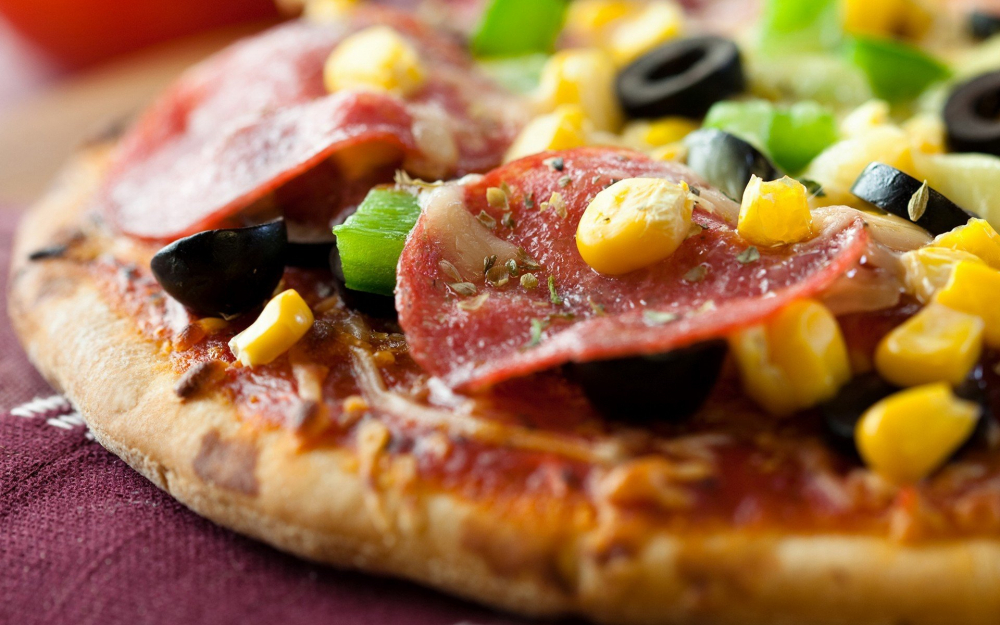 XXL Pizza cover