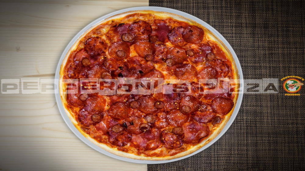 Pepperoni`s pizzeria cover