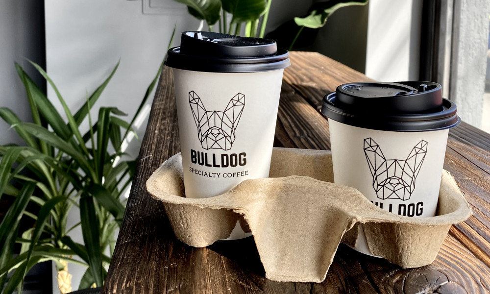 Bulldog Specialty Coffee cover