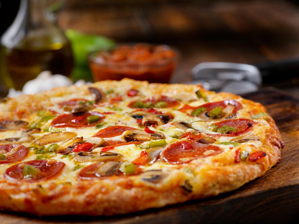 Pizzanteria cover
