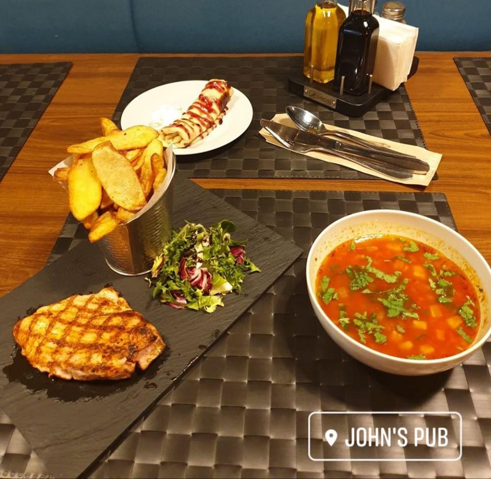 John`s Pub cover image