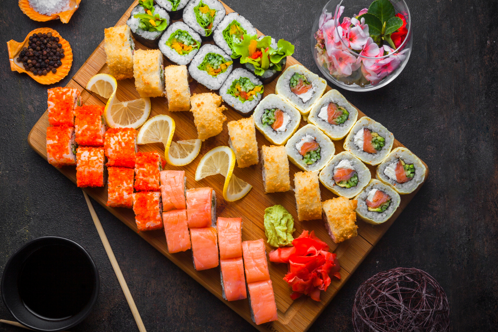 Sushi Gallery  cover