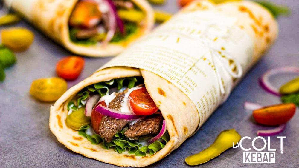 La colt Kebab cover