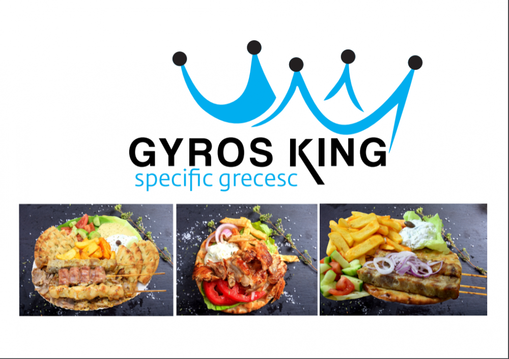 Gyros King Balcescu cover