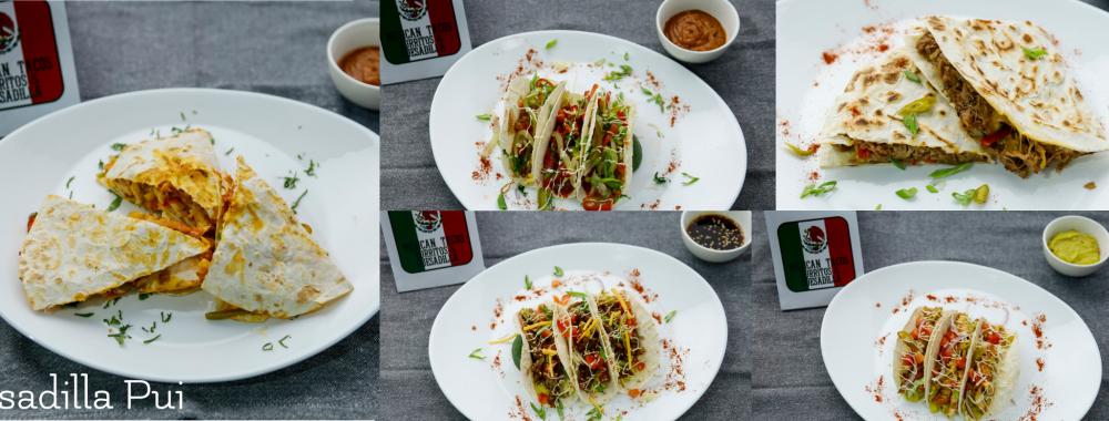 Mexican Tacos,Burritos&Quesadilla cover