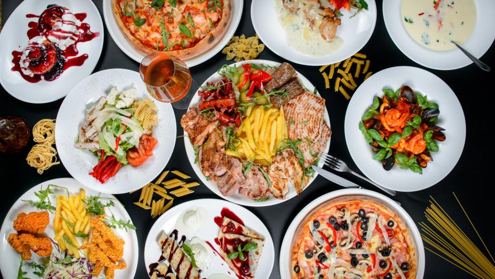 Pasta Restaurant cover image