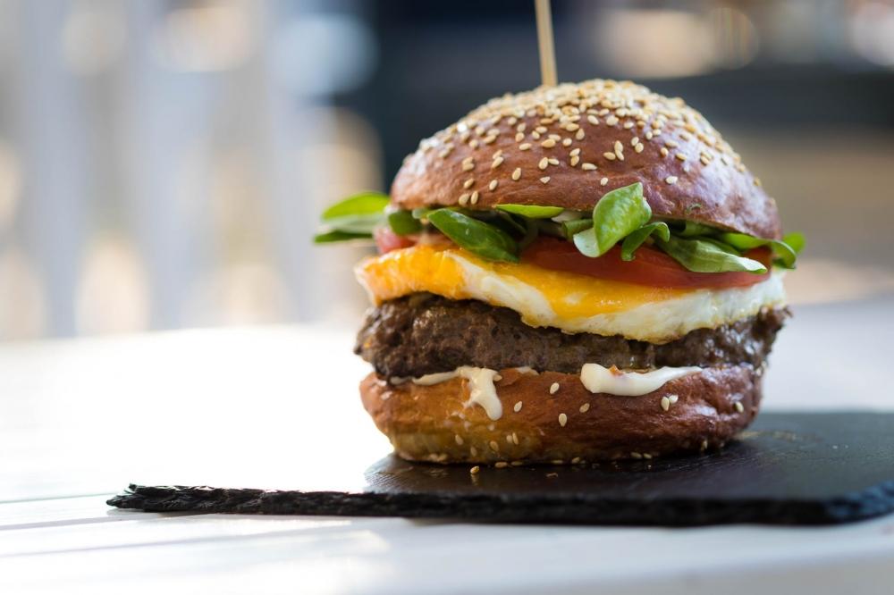 Burger Bistro cover