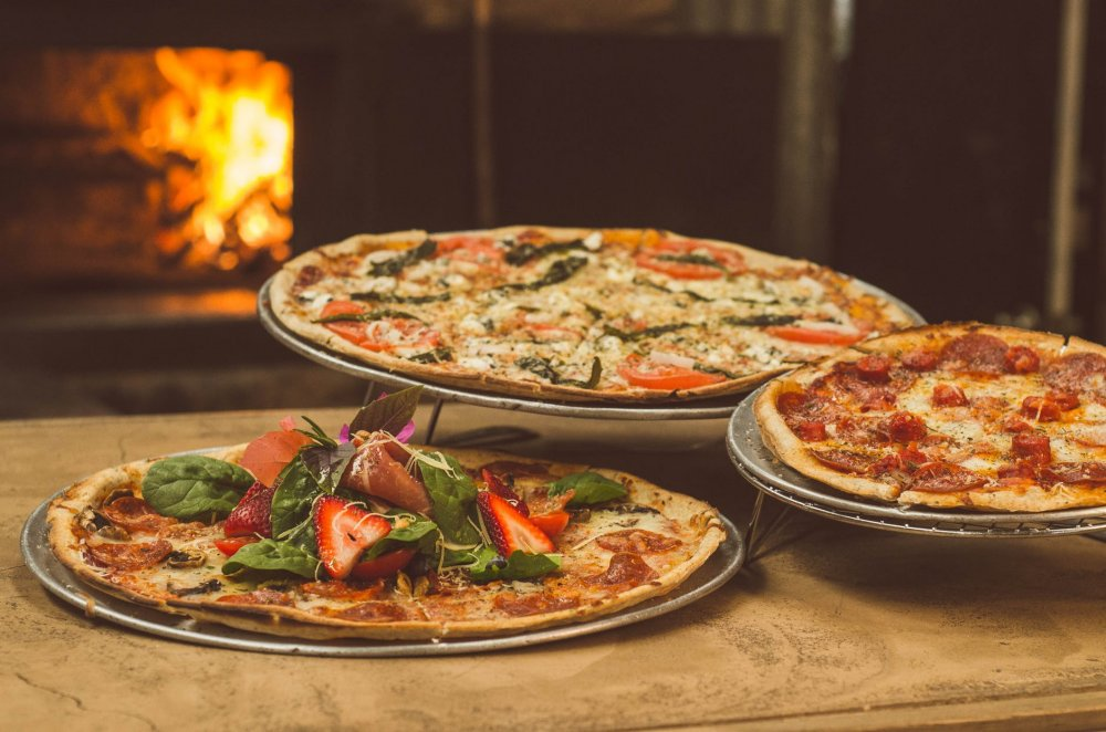 Pizzeria & Trattoria Napoli cover