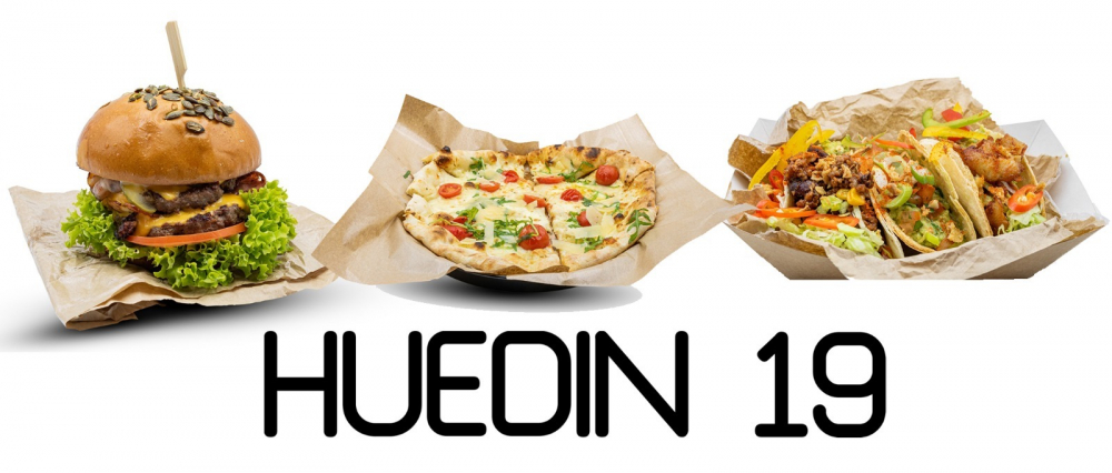 Huedin 19 Delivery cover