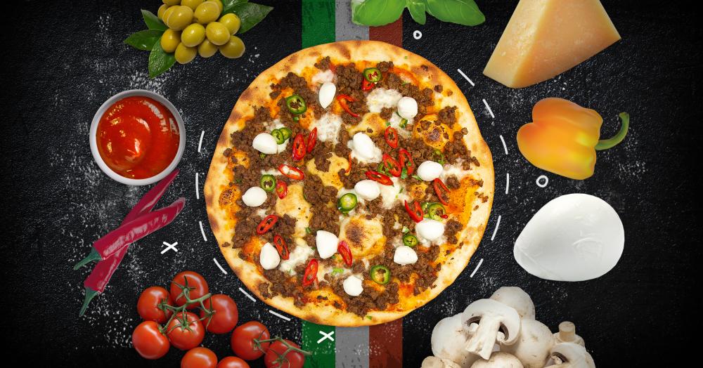 Pizzeria Mamma Mia cover