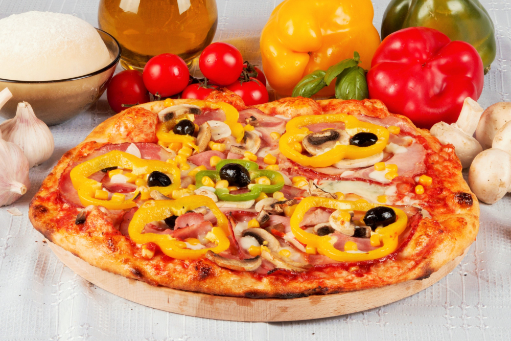 Ciao Pizza cover