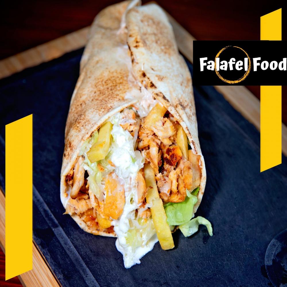 Falafel Food cover image