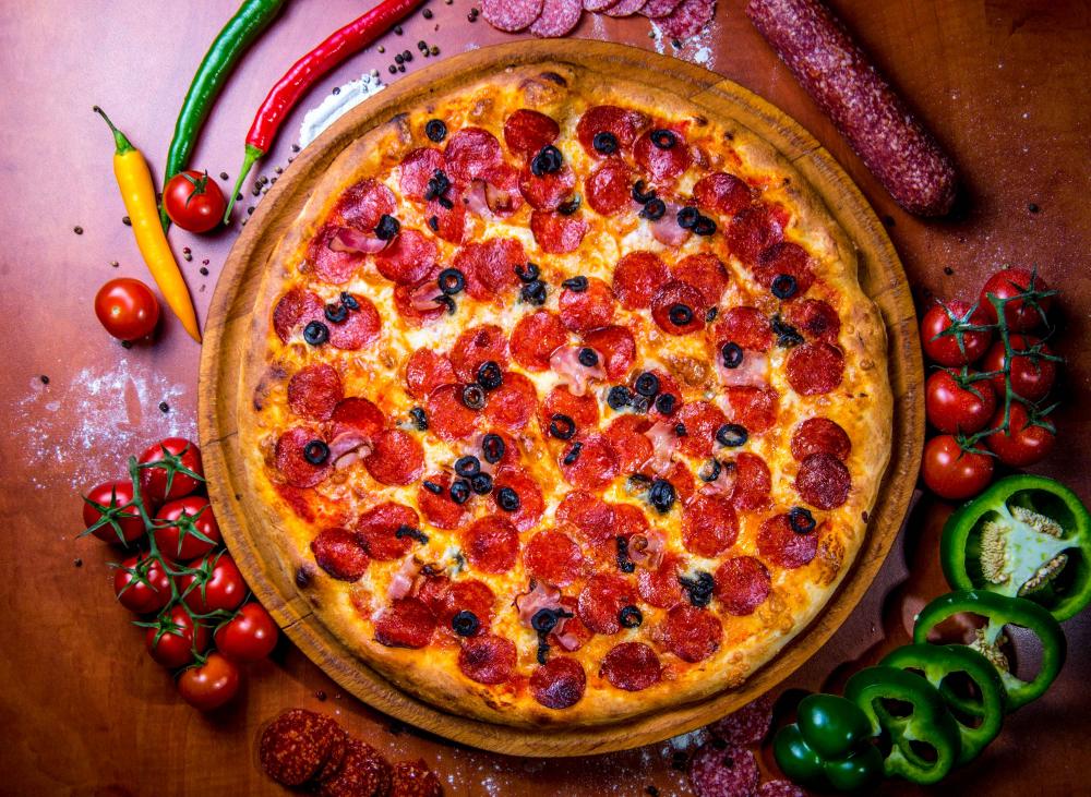 Pizza No.1 cover