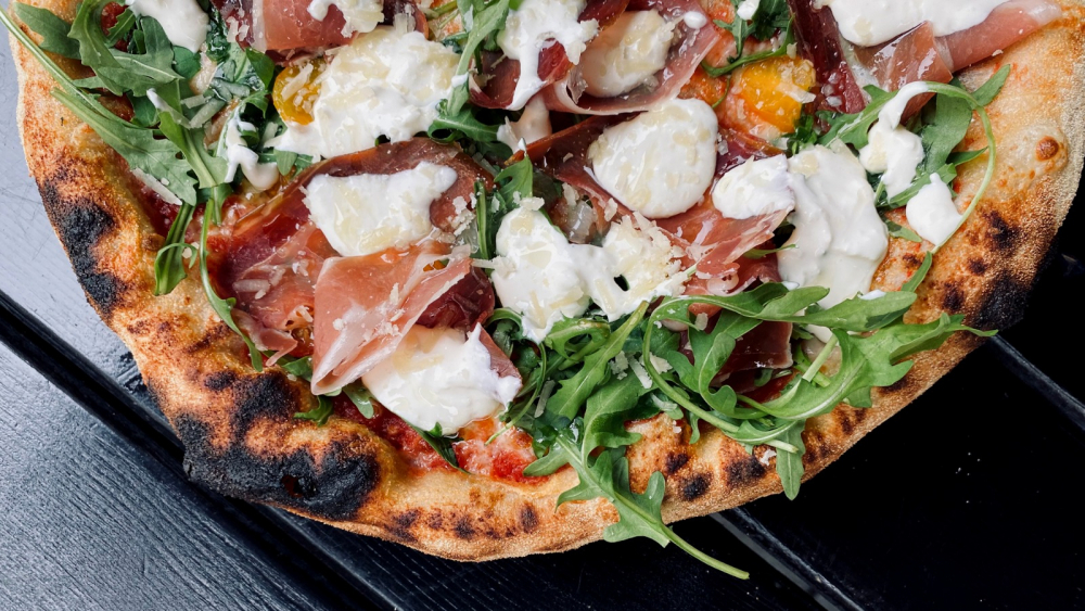Zest Pizza Vitan cover