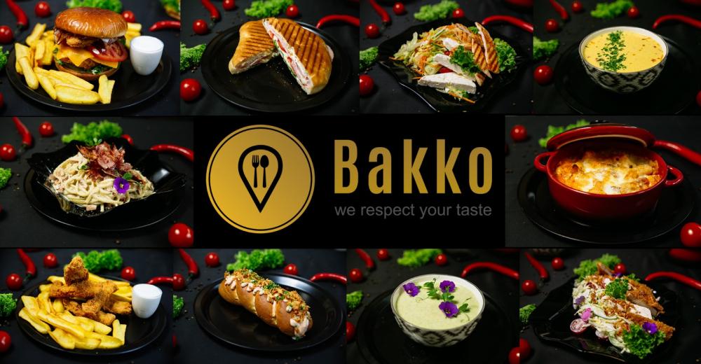 Bakko Delivery cover