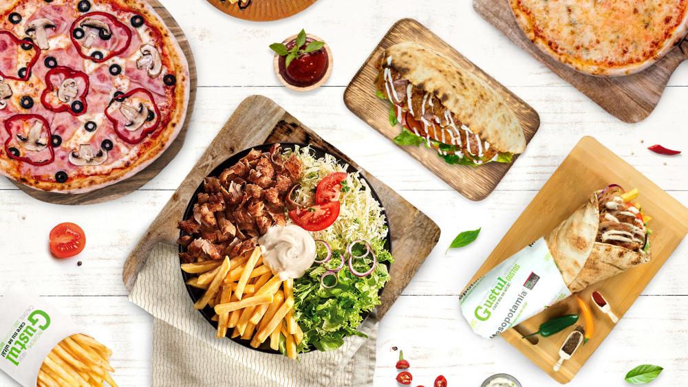 Mesopotamia Chicken - Mall Craiova cover image
