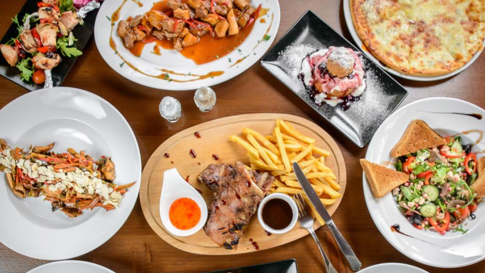 Restaurant Allegro cover