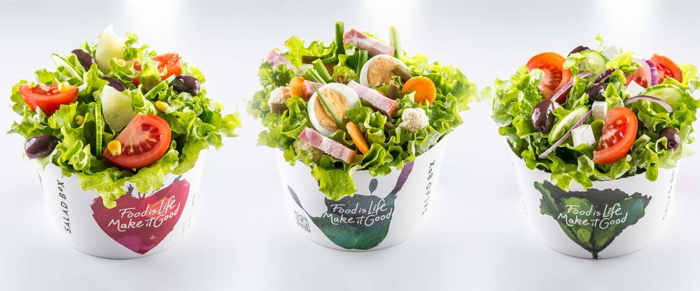 Salad Box Bucuresti Afi Cotroceni cover