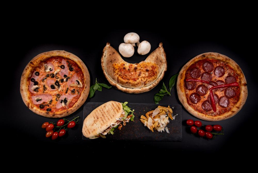 Freshcetta Pizza&Panini cover