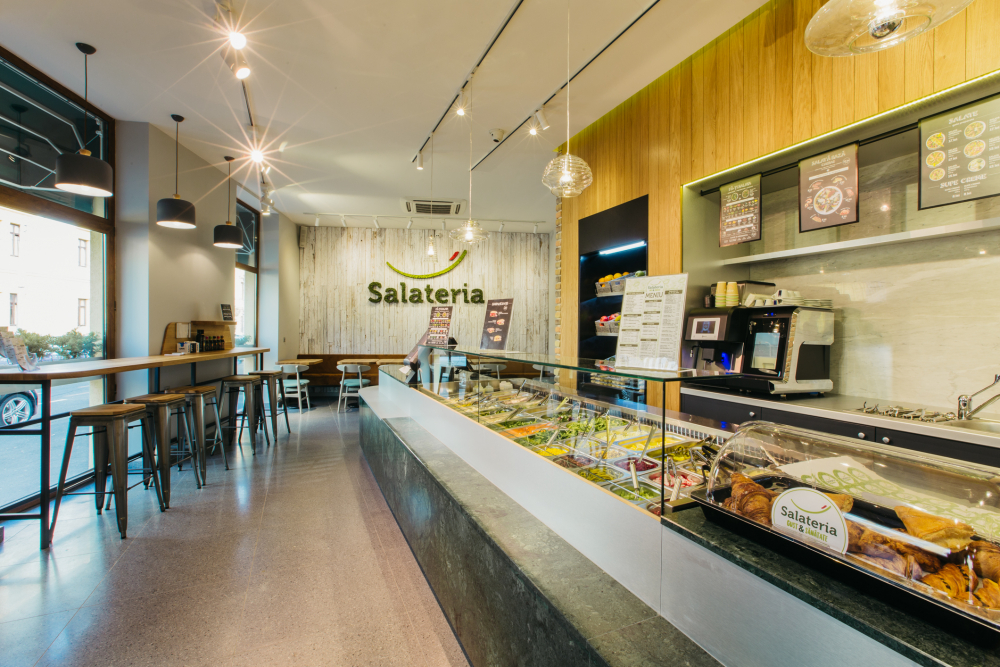 Salateria cover