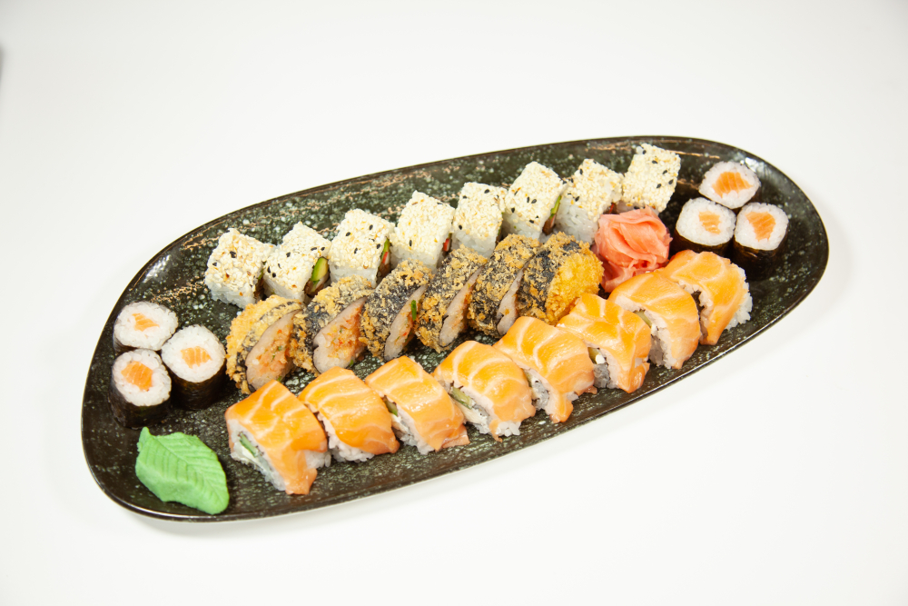 Nori Sushi cover image