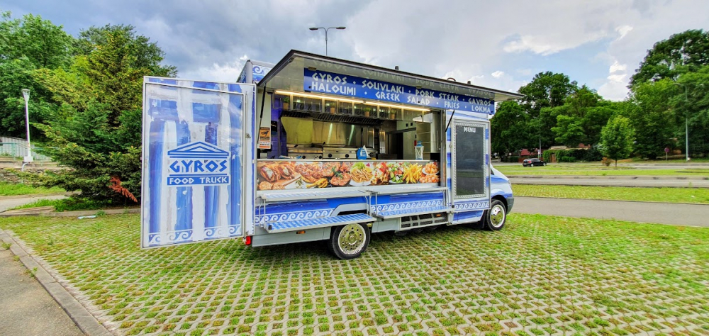 Gyros Food Truck cover