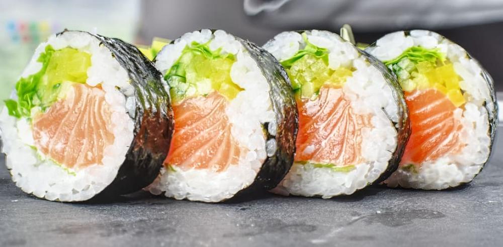 Sumo Sushi cover