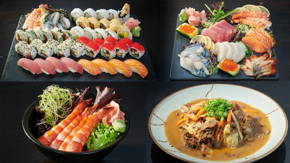 Sushi Garden cover image