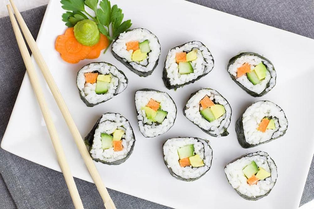 Sushi Bento cover