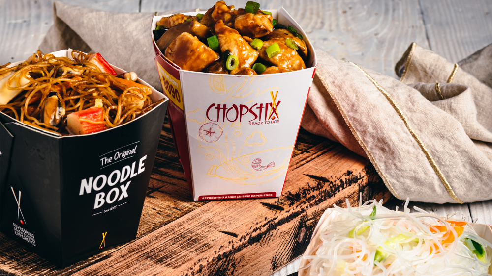 Chopstix Plaza cover