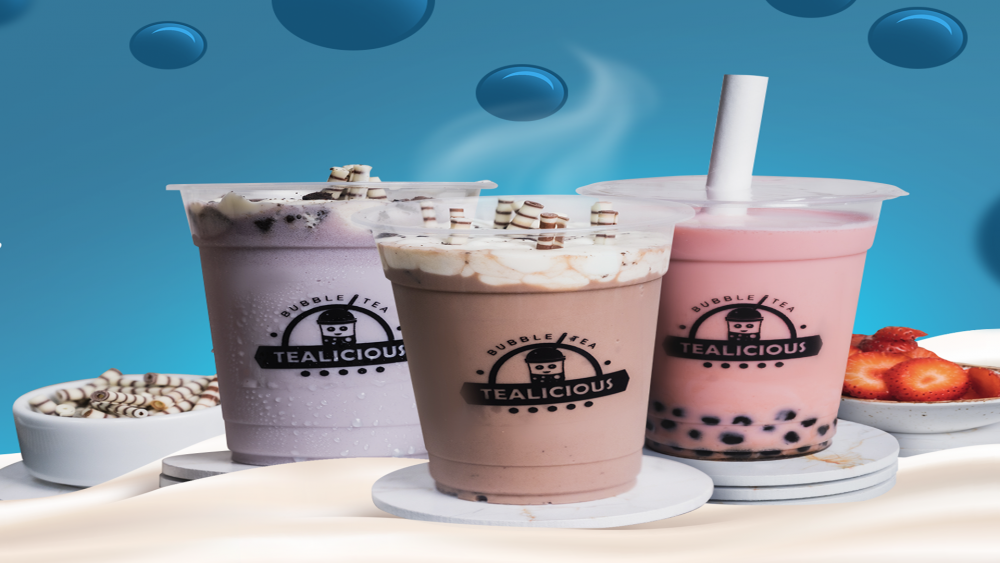 Tealicious Bubble Tea cover