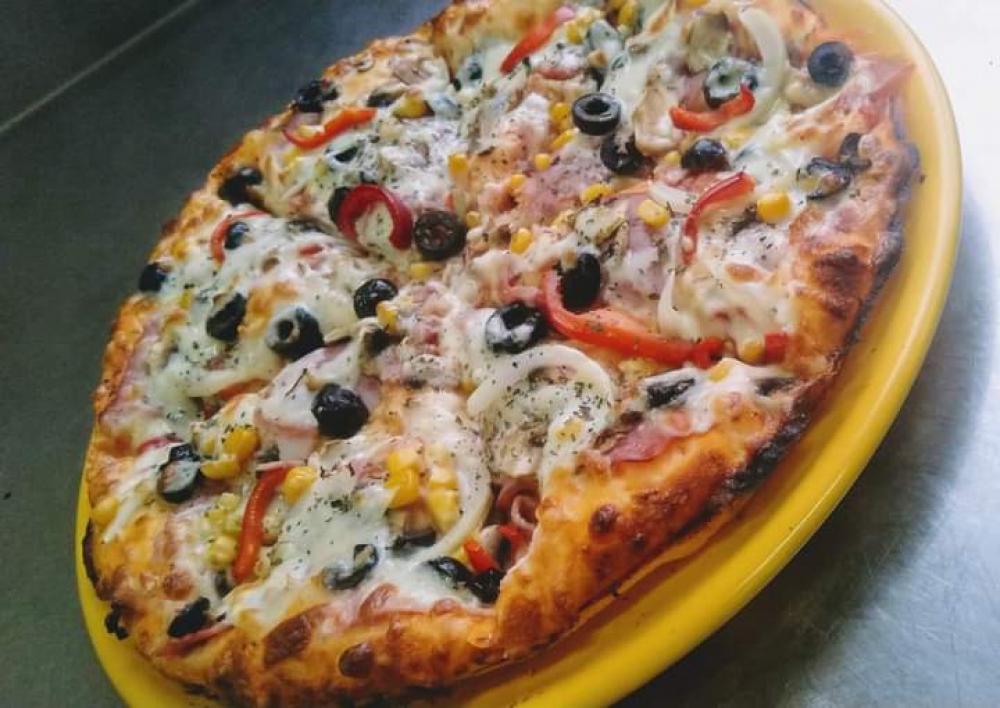 Pizzeria classic cover