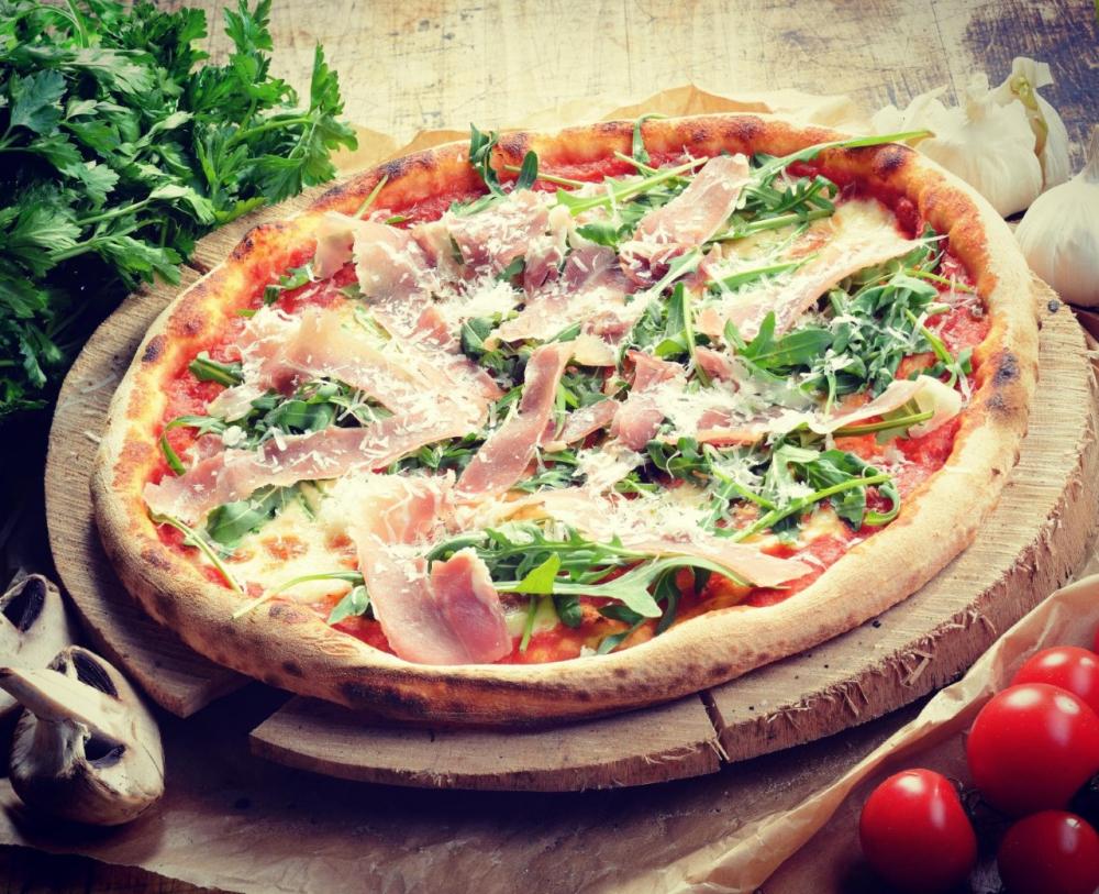 Pizza Bonita Afi Cotroceni cover