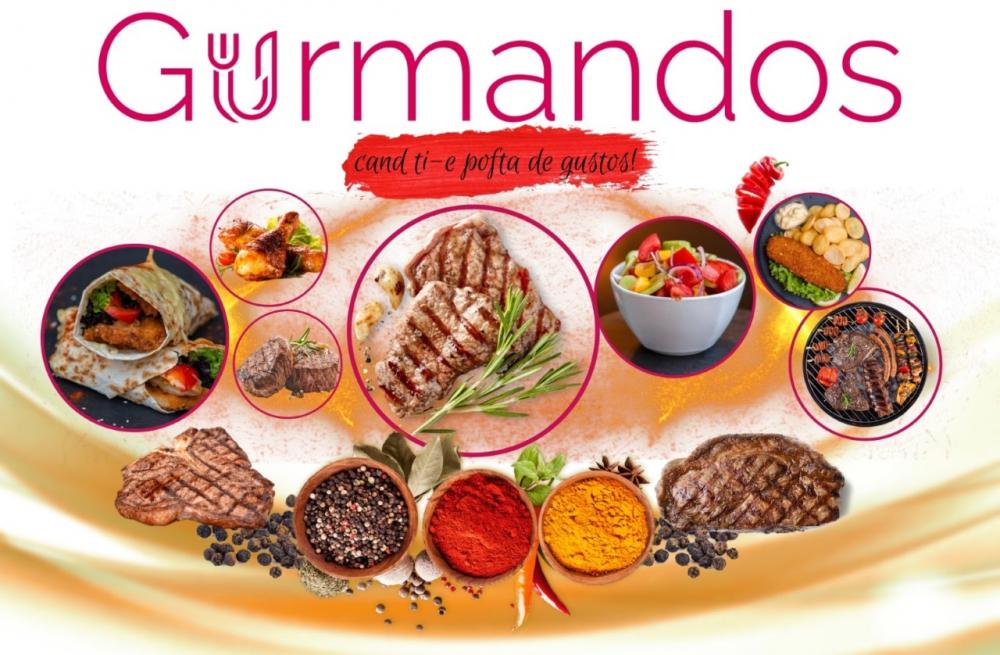 Gurmandos cover