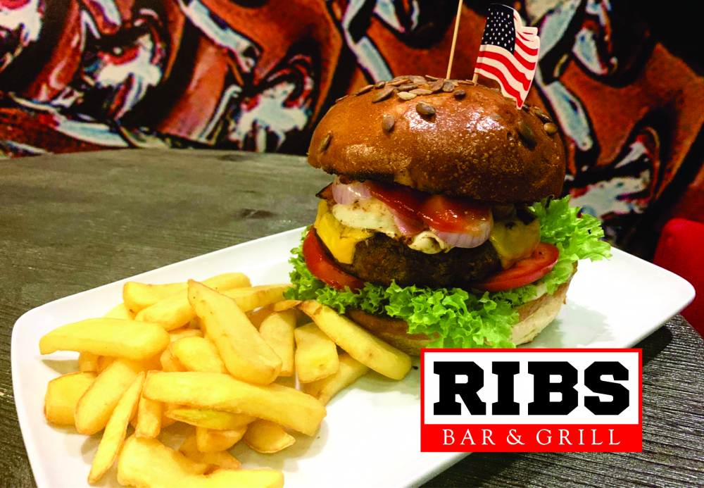 Ribs Bar&Grill cover