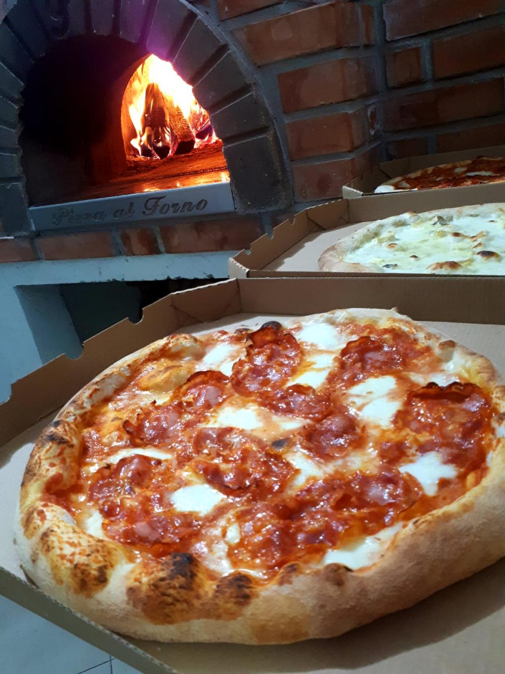 Urban Pizza cover