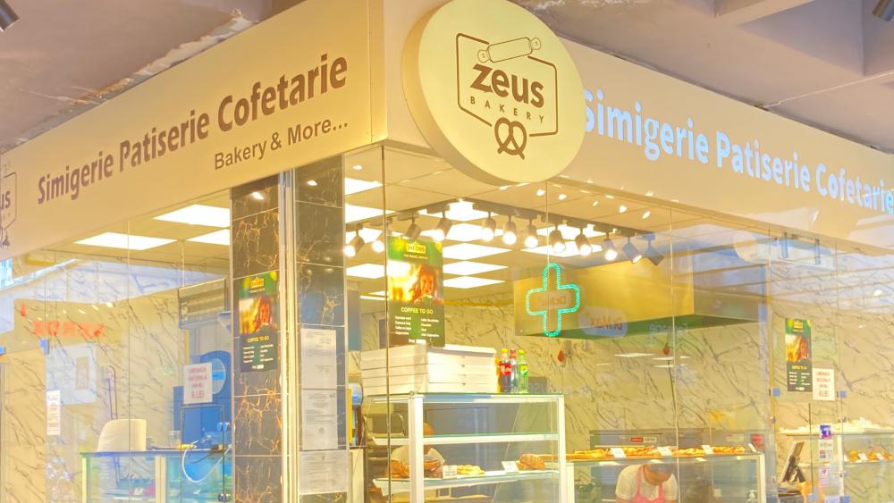 Zeus Bakery cover