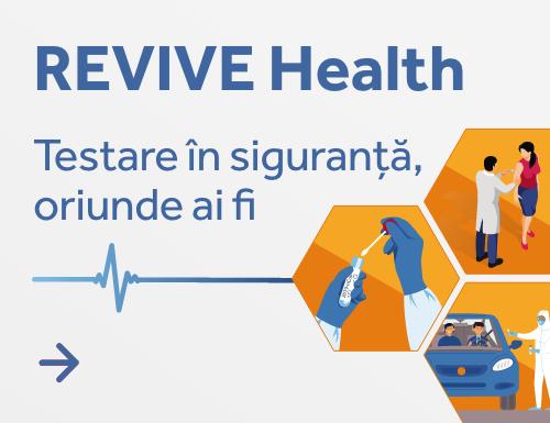 Revive Health - Centru de testare