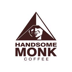 Handsome Monk Victoriei logo
