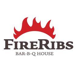 Fire Ribs logo