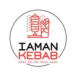 Iaman Kebab logo