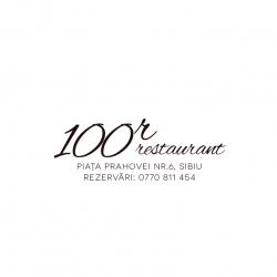 100r Restaurant logo