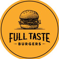 Full taste burgers logo