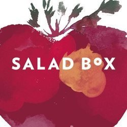 Salad Food delivery logo