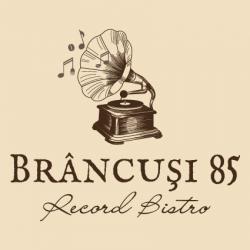 Brancusi 85 logo