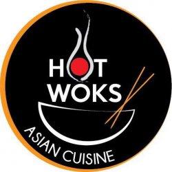 Hot Woks logo